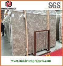 China Iran Persian Grey Yellow Marble Tiles & Slabs/Brown/Cheap/Floor