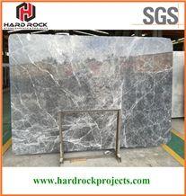 Chinese Turkey Italy Grey Hermes Marble Tiles & Slabs/Cheap/Floor