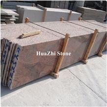 Polished Multicolor Red Granite Price India Flooring Design Tiles
