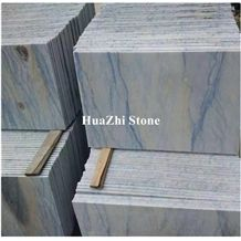 Semi-Precious Stone Blue Quartzite Azul Macaubas Bathroom Ocean