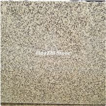 Xinjiang Yellow Hami Gold Granite Pattern Floor Karamorl Gold Stone