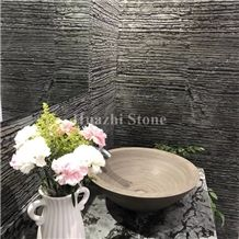 Zebra Stone/Grey Marble/Marble Slabs/Marble Tiles/Bathroom Projects/