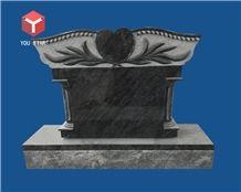 America Style Tombstone Gravestone Monument Headstones Sculptures