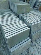 Green Slate Tiles & Slabs,China Green Slate