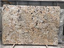 Golden Cream / High Quality Granite Tiles & Slabs,Floor & Wall