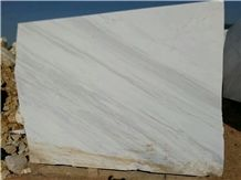 First Choice Volakas White Marble Slab for Wall and Floor Covering