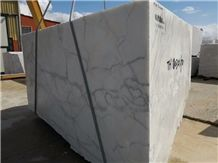 Statuary Marble Blocks for Wall and Floor Covering