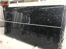 Volga Blue Granite,Polaris Blue Gangsaw Slab with Polished
