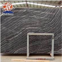 Competitive Price Zebra Black Stone Marble Flooring Free Samples
