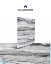 Pasha Calacatta Marble Tiles & Slabs