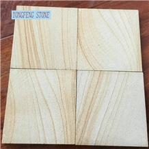 Wooden Yellow Sandstone China Cheap Price