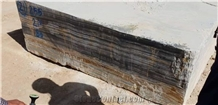Smoky Onyx Block, Iran Grey Onyx