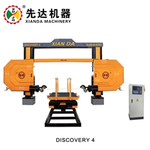 Discovery 4-2000/2500/3000 Ultimate Wire Saw Machine