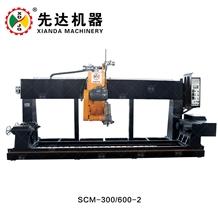 Solid Column Pillar Profiling Machine - Cutting Machine Scm-300/600-2