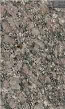 Rosa Itala Granite Slabs, Tiles