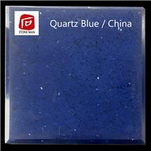 Quartz Blue Stone