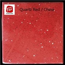 Quartz Red Stone