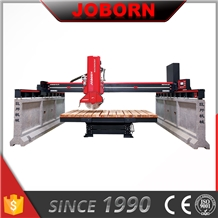 Laser Bridge Cutting Machine Guild Columns Sqc600-4d Granite Marble