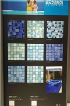 Porcelain Mosaic Tile, Pool Mosaic Tile