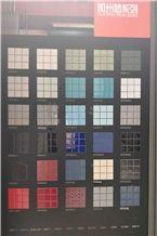 Porcelain Mosaic Tile, Stone Look Mosaic Tile