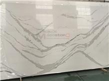 Hot Sale Calacatta Series Artificial Stone for Kitchen Countertops