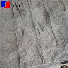 China Impala Black Granite,China Nero Impala Split Top Mushroom Clads