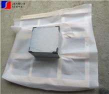 Padang Scuro Granite,Palladio Light G654 Machine Cut Cube Side Bevel