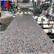 China Rosa Porino Granite Slabs Tiles,Huidong Red Granite