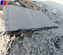 Split Face Roof Slates,Black Roof Tiles Terracotta Coating/Covering