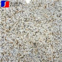 Yellow Rust Granite,Desert Gold G682 China Granite Slabs Granite Tiles