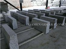 Bala White Granite Kerbstone Machine Cut Garden Curbs Exterior Stone