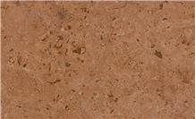 Flower Gold Jaisalmer Fossil Limestone Tiles