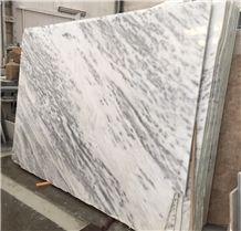 Infinito White Marble Slabs