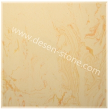 Adana Quartz Stone/Artificial Marble Stone Slabs&Tiles Book Matching