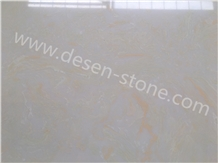 Ice Flower Emerald Jade Artificial Onyx Engineered Stone Slabs&Tiles