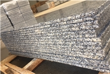 Macheng G602 Grey Granite Bath Kitchen Tops Slabs with Bullnose