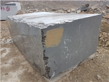 Pietra Gray Marble Block, Iran Grey Marble