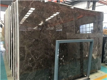 Emperador /Marron Marble Polished Slab/Tile/Cut to Size for Floor&Wall
