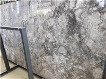 Galaxy Grey Marble Polished Slab/Tile/Cut to Size for Floor&Wall