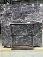Italy Grey Marble Polished Slab/Tile/Cut to Size for Floor&Wall