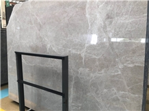Northern Lights Grey/ Aurora Borealis Marble Polished Slab & Tile