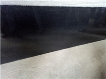 Khammam Black Polished Granite Slabs or Tiles