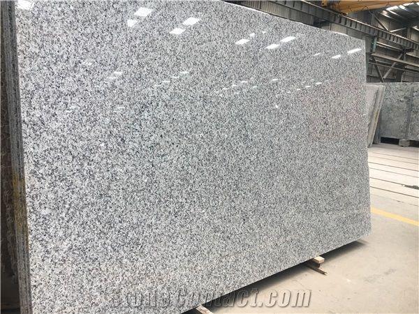Pauline Grey Granite Slabs From China