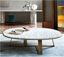 Artificial Stone Backed Aluminum Honeycomb Panel Table Tops