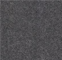 China Yixian Zijing Bauhinia Black Granite Slab Tile