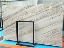 Mountain Water Veins China Shanshui Marble Slabs Beige Marble