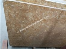 Flower Gold/Brown/Yellow Sandstone Slabs&Tiles,For Exterior Decoration