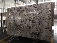Hot Selling Indian Bianco Antico White Granite Tiles for Countertops