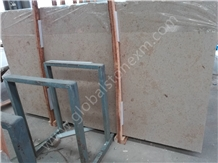 Low Price Jura Beige Limestone Slabs Tiles for Counter Top
