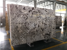 White Indian Bianco Antico Granite Slabs Tiles for Exterior Decoration